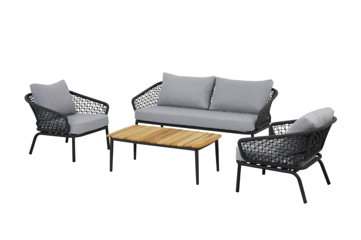 Rope 4-teiliges Sofa Set