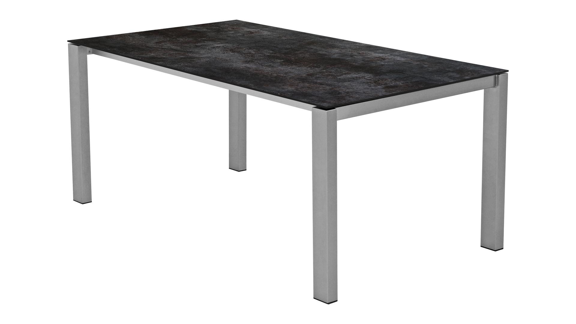 SUMMIT 952001 220-280-340x100 AZ Tisch mit zwei AZ Beine 80x50